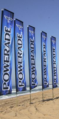 powerade telescopic