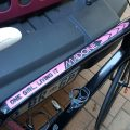 Custom Bicycle Partial Wraps