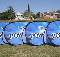 Powerade Pop up
