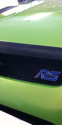 Ford RS Branding